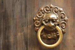 Puertas y botones Fotografía de archivo libre de regalías