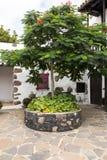 Puertito de los Molinos is a small village on Fuerteventura Stock Images