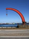 Puerto 01 de Helsingor Imagen de archivo libre de regalías