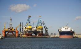 Puerto 3 Imagenes de archivo