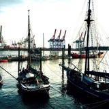 puerto Fotos de archivo libres de regalías