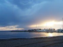 Puerto 9 Foto de archivo