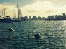 puerto Fotografia Stock