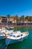 Puerto Andratx, Majorca, Espanha Imagem de Stock