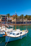 Puerto Andratx, Majorca, Spanje Stock Afbeelding