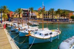Puerto Andratx, Mallorca Royalty-vrije Stock Fotografie