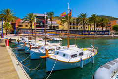 Puerto Andratx, Mallorca Royalty Free Stock Photography