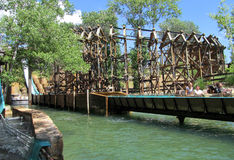 Puerto Aventura Foto de archivo libre de regalías