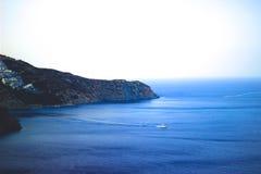 Puerto azul Imagen de archivo libre de regalías
