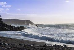 Puerto Azul - Fuerteventura Arkivfoto