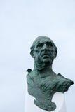 PUERTO BANUS, ANDALUCIA/SPAIN - 7月6日:纪念碑致力D 库存图片