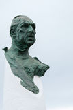 PUERTO BANUS, ANDALUCIA/SPAIN - 7月6日:纪念碑致力D 库存照片