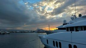 Puerto Banus royalty-vrije stock fotografie