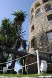Puerto Banus Castle. In the Costa del Sol, Spain Stock Photography
