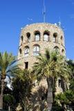 Puerto Banus Castle. In the Costa del Sol, Spain Stock Photo
