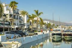 Puerto Banus, Marbella, España Foto de archivo