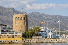 Puerto Banus, Marbella, Spain Royalty Free Stock Photo