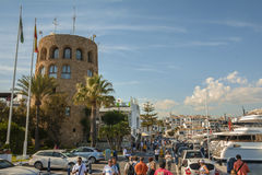 Puerto Banus, Marbella, Spain Stock Photos