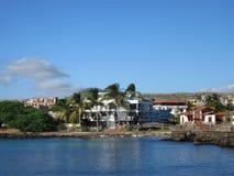 Puerto Baquerizo, islas de las Islas Galápagos Imagen de archivo libre de regalías