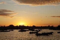 Puerto Baquerizo Moreno Royalty Free Stock Photos