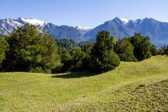 Puerto Chacabuco - l'Amérique du Sud - Patagonia - paysage Images libres de droits