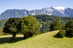 Puerto Chacabuco - l'Amérique du Sud - Patagonia - paysage Photo libre de droits