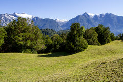 Puerto Chacabuco - South America - Patagonia - Landscape Royalty Free Stock Images