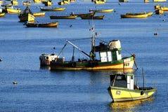 Puerto chileno Foto de archivo