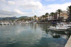 Puerto D'Andratx Imágenes de archivo libres de regalías