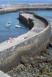 Puerto De Ла Cruz Стоковые Фотографии RF