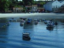 Puerto de Alcabre imagen de archivo