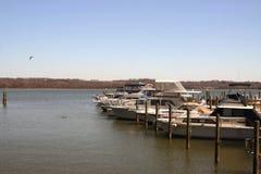 Puerto de Alexandría Fotos de archivo libres de regalías