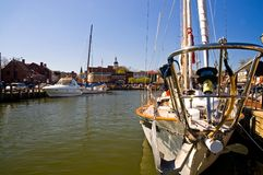 Puerto de Annapolis Imagen de archivo libre de regalías