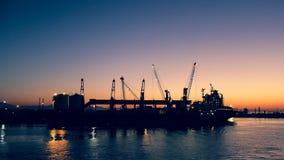 Puerto de Antalya Foto de archivo