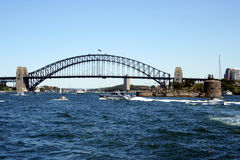 Puerto de Australia Sydney   Foto de archivo