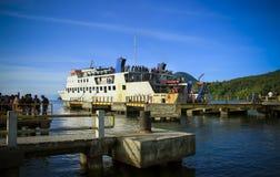 Puerto de Balohan Imágenes de archivo libres de regalías