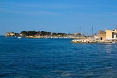 Puerto de Bandol Imagen de archivo