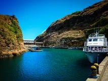 Puerto de Batanes fotos de archivo libres de regalías