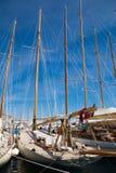 Puerto de Canne Imagen de archivo libre de regalías