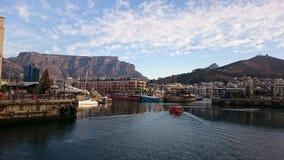 Puerto de Cape Town fotos de archivo