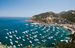 Puerto de Catalina Fotos de archivo libres de regalías