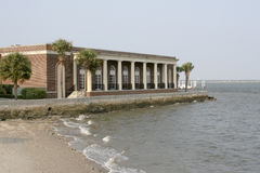 Puerto de Charleston Fotos de archivo