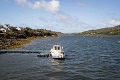 Puerto de Crookhaven Foto de archivo
