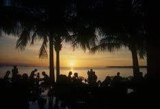 Puerto de Darwin Imágenes de archivo libres de regalías