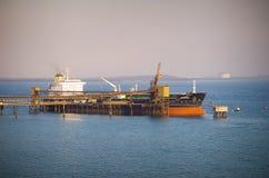 Puerto de Darwin Imagen de archivo