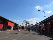 Puerto de Frutos Royalty Free Stock Photography