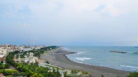 Puerto de Gaoxiong Foto de archivo libre de regalías
