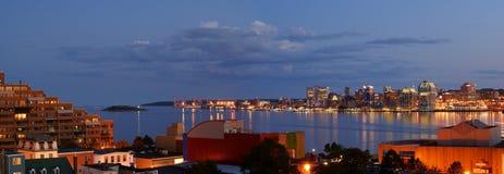 Puerto de Halifax Imagen de archivo libre de regalías