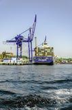 Puerto de Haydarpasa Fotos de archivo