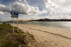 Puerto de Hokianga, tierra del norte, NZ Fotografía de archivo